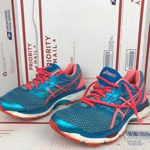 Asics Shoes - Asics Womens Gel Cumulus 18 Shoes T6C8N Size 9